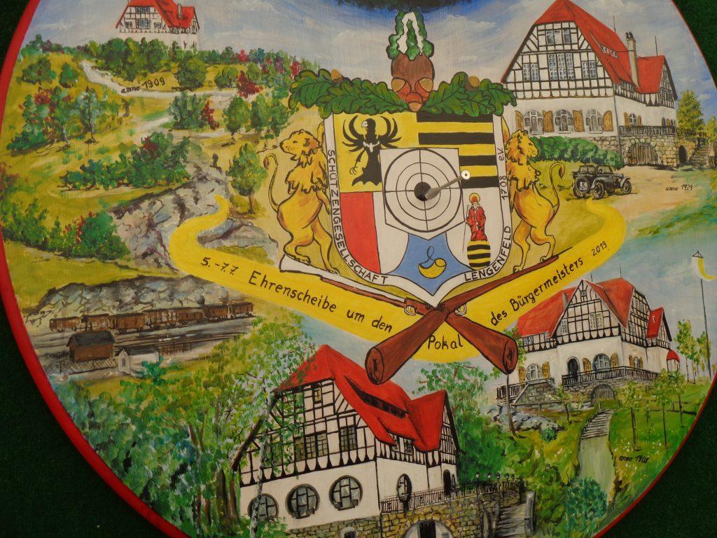 Parkfest 2019 Schützenverein Lengenfeld 1708 e.V.
