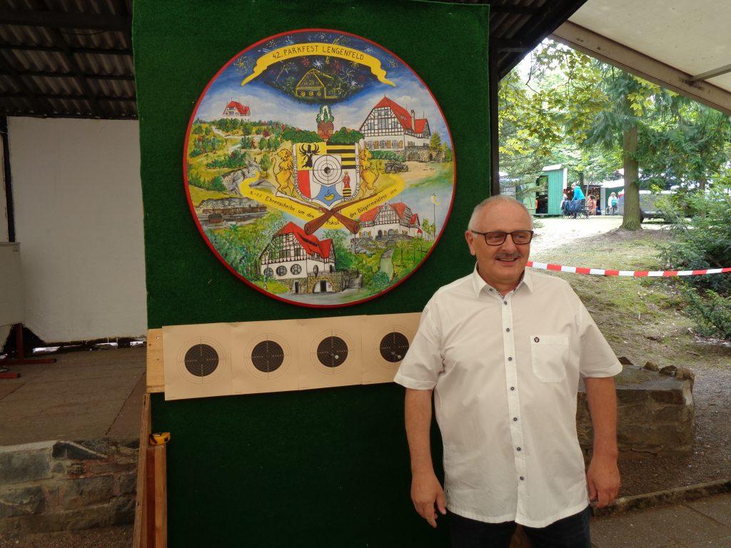 Parkfest Lengenfeld Pokal des Bürgermeisters