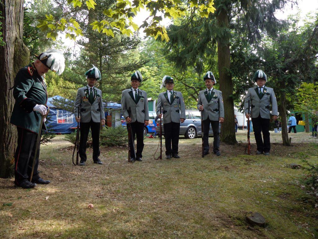 Parkfest 2019 Schützen