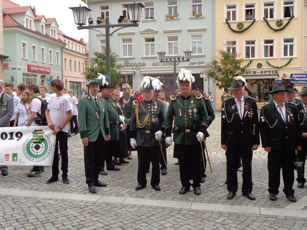 Sächsisches Schützentreffen Kamenz